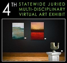 MAINE ART SCENE MAGAZINE - Fourth Annual Maine Artists Announced for Juried Online Exhibition