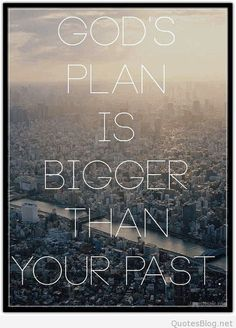 God's plan quote