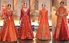 Kamangari By Reynu Taandon At India Couture Week 2016 | Think Shaadi