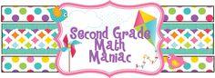 Second Grade Math Maniac