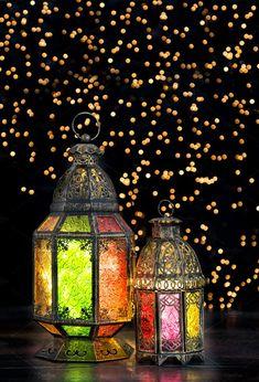 Oriental light lantern decoration by LiliGraphie on @creativemarket