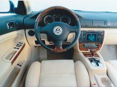 Volkswagen Passat interior (09/10.2000)