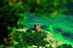 Riviera del Conero, Torre di guardia by Turismo.Marche, via Flickr