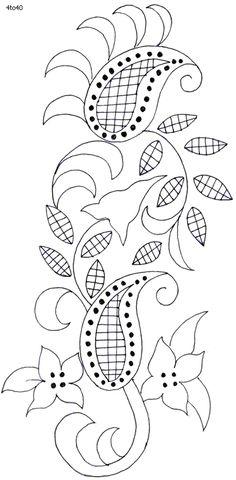 Sarika Agarwal Textile Pattern 13