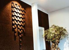 Kork væg fra Grapedesign