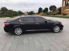 Nhà cần bán xe Lexus LS 460L 2008 xe NK màu đensố tự động Lexus Ls 460, Autos