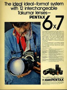 vintage everyday: Beautiful Vintage Camera Adverts