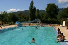 Camping Saint Louis - Piscine
