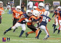 Halcones Tiny Tot, están en la final CONA ~ Ags Sports