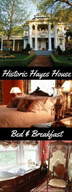 Plan a romantic getaway to the historic Hayes House Bed & Breakfast in Muskogee. You will feel like you're in the lap of luxury from the moment you arrive until the moment your head hits the pillow!