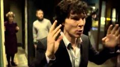 BBC Sherlock - My goodie two shoes brother. It even made my sister laugh!  Anna over and out!