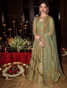 more Diwali celebrations. Take a look at the star arrivals at Ramesh Taurani's pre-Diwali bash. Indian Bollywood Actress, Bollywood Fashion, Indian Actresses, Bollywood Style, Desi Wedding, Wedding Wear, Wedding Attire, Tammana Bhatia, Sari Design