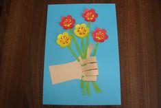 krokotak tašky z tenisiek - Hľadať Googlom Mothers Day Crafts, Flower Crafts, Techno, Tableware, Flowers, Kids, Young Children, Dinnerware, Boys