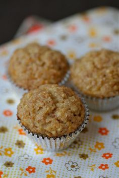 sour cream banana muffins 1 by jess.t, via Flickr