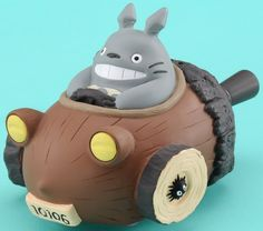 Amazon.com: Studio Ghibli Totoro Kororin Melody (Totoro/Donguri Car): Toys & Games