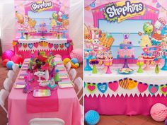 We Share IdeasFesta Shopkins Shopkins Picture, Shopkins Bday, Childrens Party, Ideas Para, Birthday Cake, Maria Elisa, Kids, Fiesta Decorations, Ideas Party
