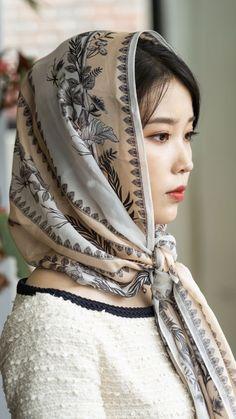Korean Beauty Girls, Cute Korean Girl, Iu Fashion, Korean Fashion, Fashion Outfits, Korean Celebrities, Celebs, Iu Hair, Korean Photoshoot