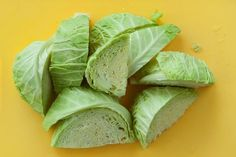 How to Freeze Cabbage Without Blanching It (with Pictures) Easy Cabbage Rolls, Cabbage Rolls Recipe, Cabbage Recipes, Freezing Vegetables, Frozen Vegetables, Fruits And Veggies, Frozen Fruit, Frozen Meals, Freezing Cabbage