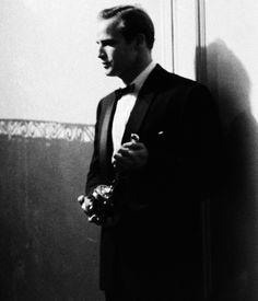 Marlon Brando- iconic.