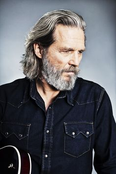 my husband Jeff Bridges<3
