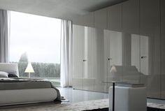 Bed Habits Amsterdam|Contemporary Wardrobe|Folding Door Gap