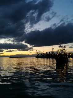 Port of Thessaloniki Greece 🌇