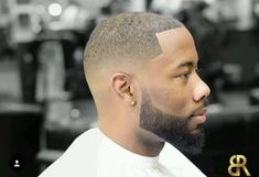 Check Out Our , Fresh Cut Beard I Like, Beard Styles Cool Modern Men, 49 Cool Short Hairstyles Haircuts for Men. Black Boys Haircuts, Hot Haircuts, Black Men Hairstyles, Hairstyles Haircuts, Beard Cuts, Beard Fade, Beard Styles For Men, Hair And Beard Styles, Hair Styles