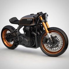 amazing renders from Ziggy Moto. Maybe you can rest on your laurels and start building bikes now?) (via CAFE RACER)More amazing renders from Ziggy Moto. Maybe you can rest on your laurels and start building bikes now?) (via CAFE RACER) Cb750 Cafe Racer, Scrambler, Cafe Racer Build, Cafe Racer Motorcycle, Motorcycle Design, Bike Design, Motorcycle Gear, Honda Cb750, Ducati