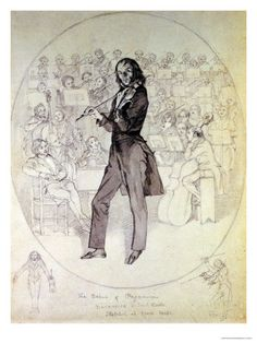 Very few know that, besides violin, Paganini played guitar and viola. These are the very interesting and original works for viola that Paganini wrote: Serenata, for viola, cello and guitar, written before 1808 Quartet n.15, for viola concertante, violin, cello and guitar Terzetto concertante for viola, cello and guitar (1833) Sonata per Grand'Viola and orchestra, which was definitely composed for himself in 1834, after refusing Harold in Italy that Berlioz had began to write at his request.