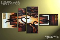 Awesome multi canvas painting