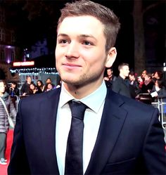 |Taron Egerton|  This man has ruined my life w/his perfection.