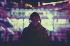 Exa Likes | charlotterosemodel: Hyper Color By Maxime de...