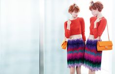 GLASS AND MIRROR SPRING-SUMMER 2014 CAMPAIGN – CHANEL NEWS