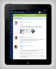 Basecamp for iPad