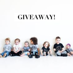 Were so thrilled to be giving away two gift certificates this week to the most adorable childrens apparel company @badgerandrue . We not only love their designs but their mission  believing clothes are no longer just something you wear but an an expression of a childs personality. To enter to win a $40 gift certificate for both you and a friend first follow @aliceandlois and @badgerandrue on Instagram. Next you must comment here and tag your friend who would love to win too. (You can tag…