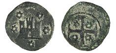 NumisBids: Numismatica Varesi s.a.s. Auction 67, Lot 211 : CHIO LA MAONA (1347-1566) Denaro s.d., 1390-1430 ?. D/ Castello...