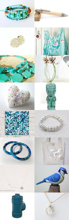 Summer Dreams by June Tulips on Etsy--Pinned with TreasuryPin.com
