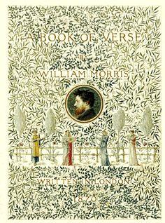 book of verse William Morris