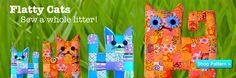 Home | La Todera Sewing and Craft Patterns