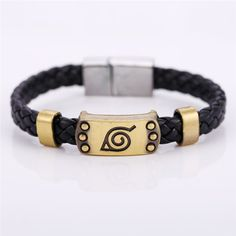 Beautiful Naruto Weave Leather Bracelet - Looks Awesome. Free Shipping   #Naruto #sasuke #ninja #japanese #narutouzumaki #fantasy #naruhina #narutogaiden #borutonarutothemovie #itachi #japan #narutoshippuden #animefan #narutothelast #obito #hinata #narutocosplay #masashikishimoto #team7 #minato #otaku #boruto #sakura #madara #naruto #guy #manga #kakashi #saradauchiha #anime #cosplay