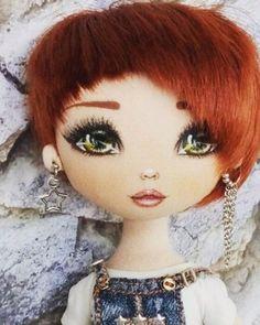 Gallery.ru / Фото #19 - Fabric Doll I - GWD