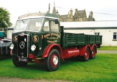 Atkinson-dropside EDDIE STOBART Ltd.Caldbeck Cumberland by scotrailm 63A, via Flickr