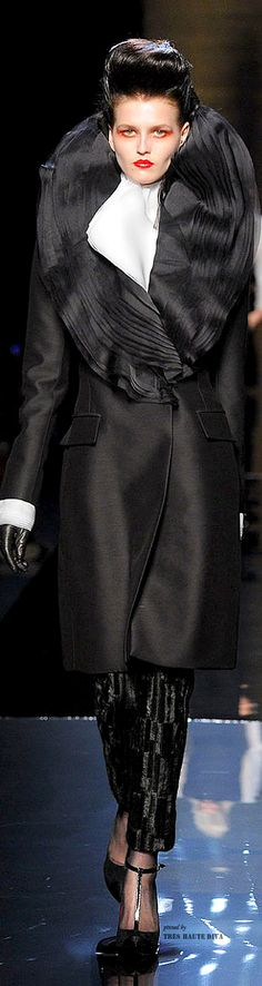 #Jean Paul Gaultier Haute Couture Fall 2014