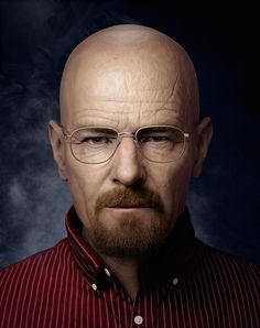 I AM THE DANGER - Walter White portrait by MarkVano. This is an amazing piece of work - easily the best CG portrait I have seen on deviantART.