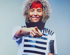 G-Dragon's Hair: All The Colors Of The Rainbow