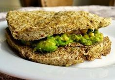 Low Cab Recipes, Gluten Free Recipes, Vegetarian Recipes, Cooking Recipes, Healthy Recipes, Foods With Gluten, Sans Gluten, Ketonic Diet Plan, Pan Rapido