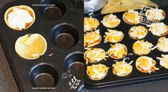 Little Baby Lasagne (with egg and dairy free option) Baby Led Feeding. Assembling Lasagnes.