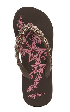 Shop for women's sandals at Cavender's and find the finest ladies' cowgirl flip flops around. These sandals are perfect for women who know how to look their best. Nautical Flip Flops, Bling Flip Flops, Cute Flip Flops, Flip Flop Sandals, Cute Shoes, Me Too Shoes, Flip Flop Art, Bling Sandals, Ciabatta