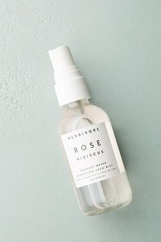 Herbivore Botanicals Mini Rose Hibiscus Hydrating Face Mist by in Pink Size: All, Bath & Body at Anthropologie Best Nutrition Food, Health And Nutrition, Proper Nutrition, Nutrition Guide, Nutrition Websites, Health Tips, Nutrition Articles, Nutrition Chart, Nutrition Products