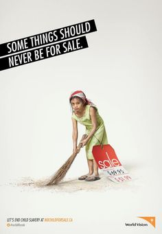 Let's end child slavery